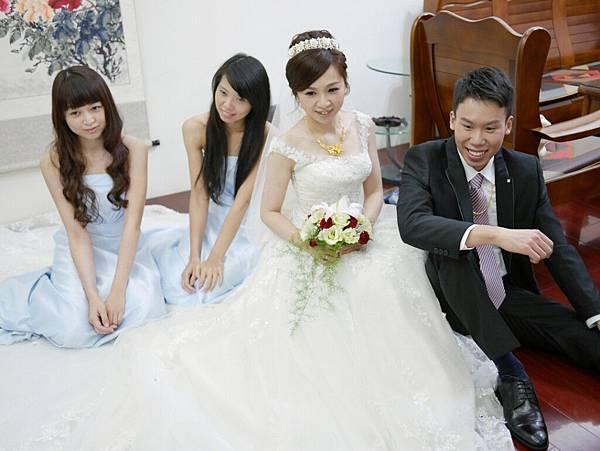 宛誼結婚14