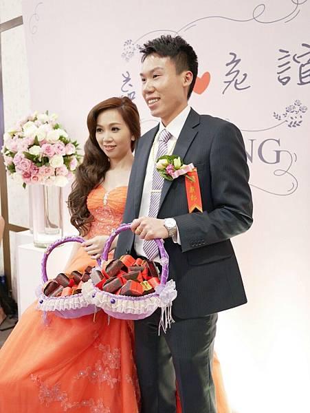 宛誼結婚19