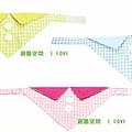可愛領巾2