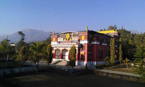 布魯哇拉薩迦寺-1
