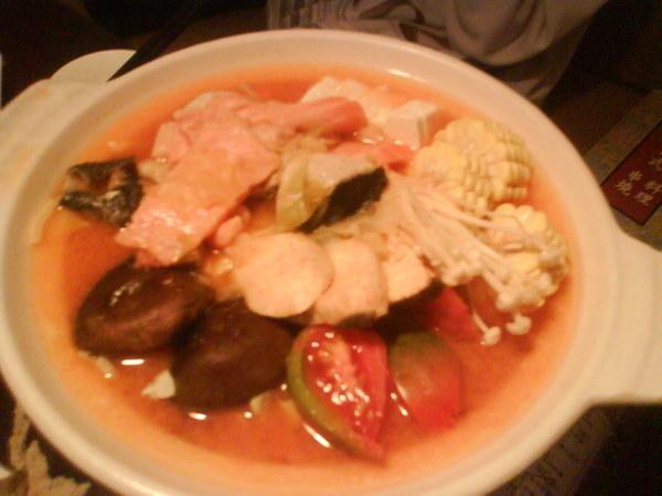 魚頭辣味噌鍋