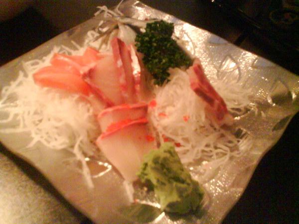 綜合生魚片3