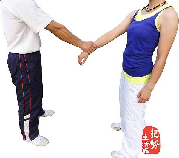 武術教學 擒拿術 防身術 女子防身術