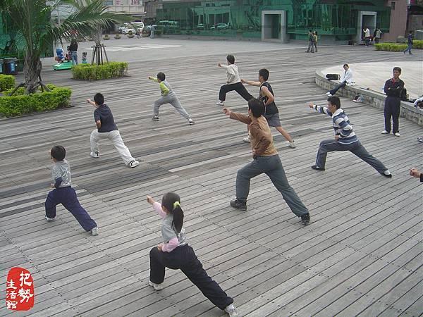 武術教學現場-5