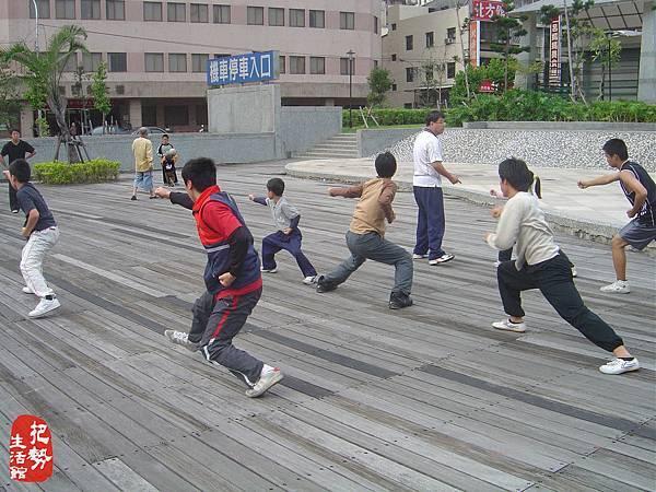 武術教學現場-8
