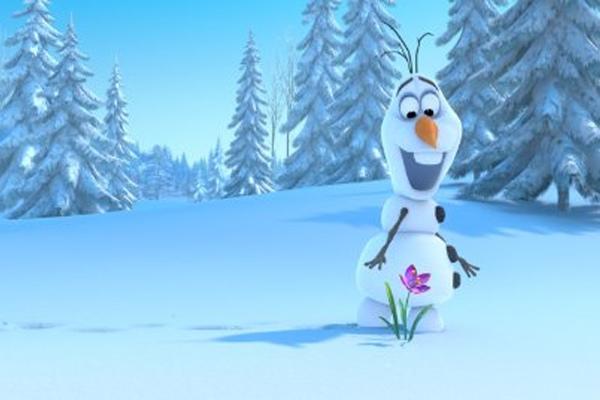 冰雪奇緣 雪寶