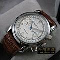 江詩丹頓 5針紀念版 多功能機械男腕錶