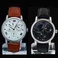 江詩丹頓 5針能量多功能背透機械錶男錶