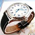 江詩丹頓 機械男錶 鋼錶 透底12