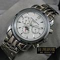 江詩丹頓 紀念版 全鋼多功能機械男腕錶