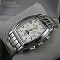 江詩丹頓 酒桶形紀念版 機械男腕錶