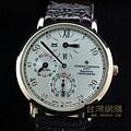 江詩丹頓 手動機械男腕錶 熱賣3100