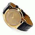 江詩丹頓超薄環鑽 皮帶 男士手表男表 石英品牌
