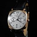 江詩丹頓手表 5針機械背透男士腕表 玫瑰錶