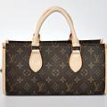 LV 2013新款熱銷女包 女士手提包 晚宴包 時尚女包 M40009-1