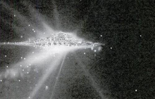 NASA拍到宇宙天國世界 十六年後才曝光