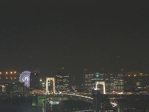 486Day3東京Tokyo view夜景52F.jpg