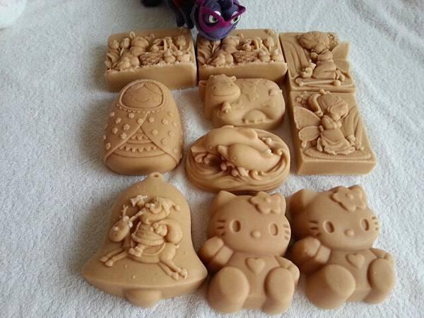 育臻蜂蜜馬賽母乳皂