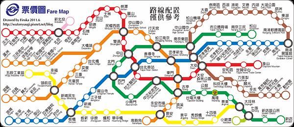試作台北捷運票價圖.png