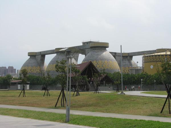 八里汙水廠