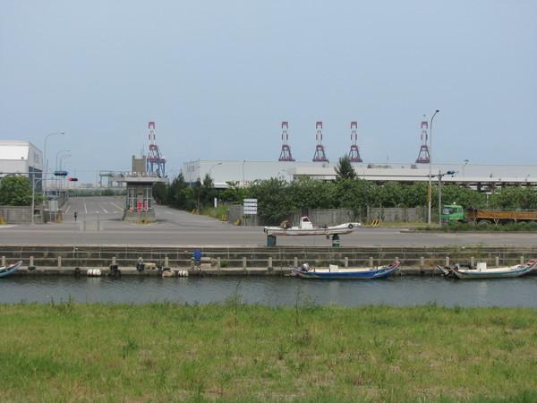 商港卸貨設備