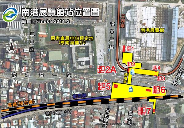BL18南港展覽館地面示意圖.png