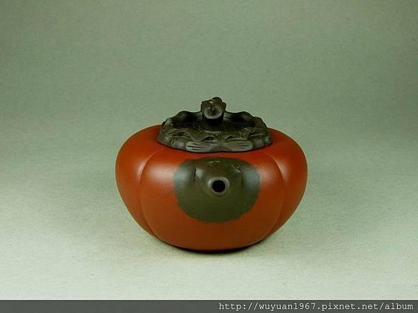 潘勤芬 雙色柿子 (1)