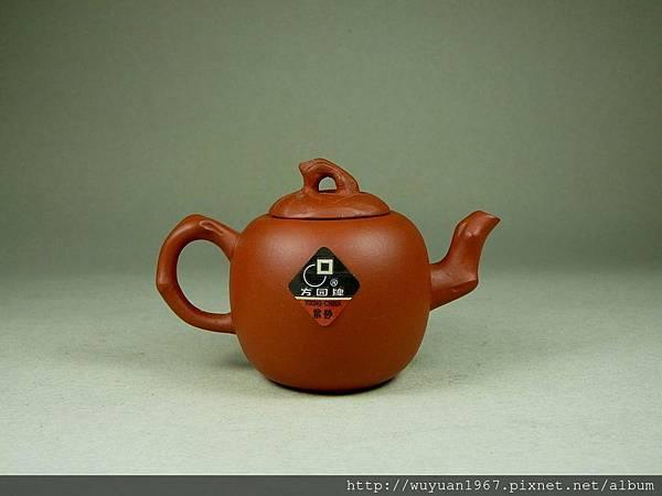 王定娟 紅泥 橄欖壺