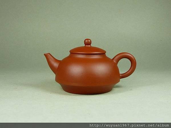 高蘭紅 年糕紅泥 半泉壺