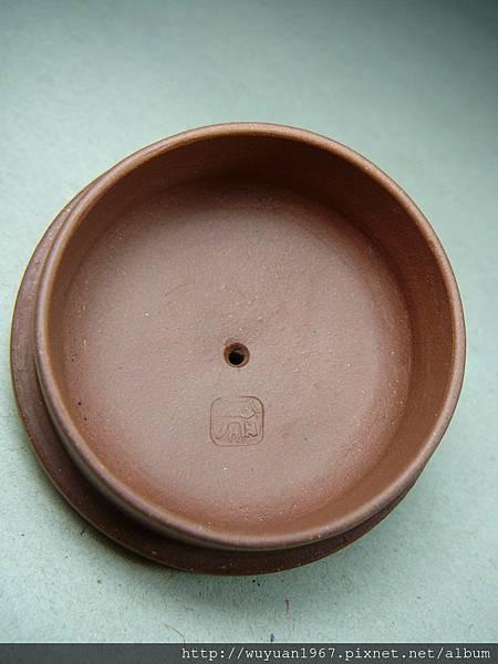 宜興紫砂 歧陶刻 魚罩 (6)