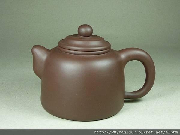 紹俊英 紫砂 洋桶壺