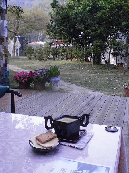 美濃窯咖啡景.JPG