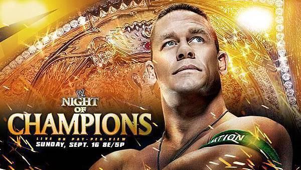 冠軍之夜 - 2012 年