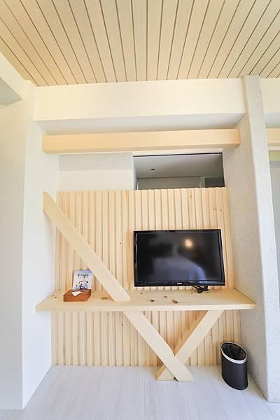 木質電視牆