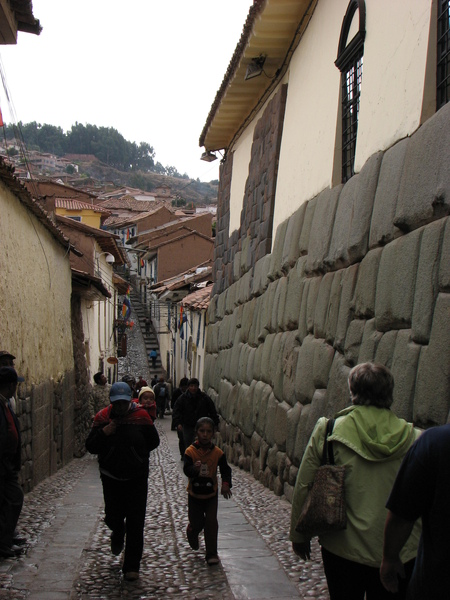 Cusco: IncaWall