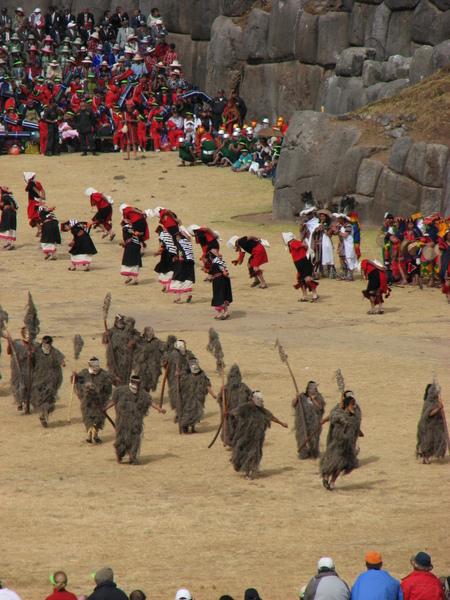Inti Raimi (太陽祭)