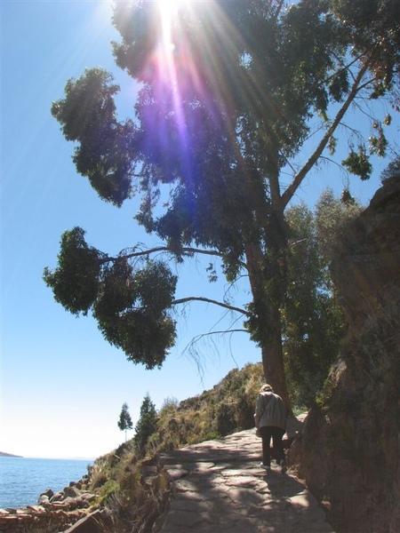 Titicaca Lake (Isla Taquile)