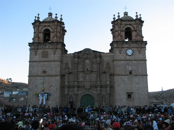 Puno Catedral