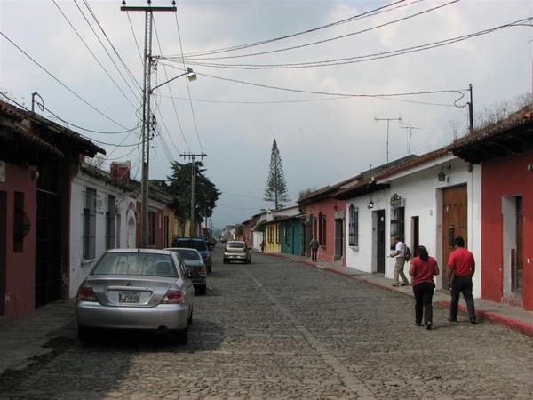 Antigua 街頭