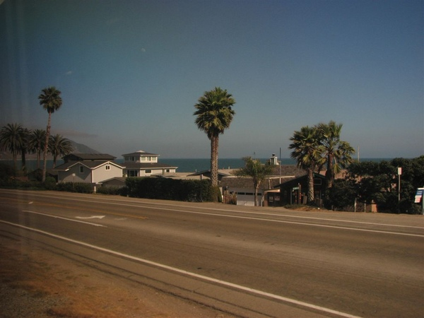 Rail to Santa Barbara