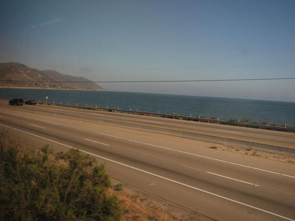 Rail to Santa Barbara