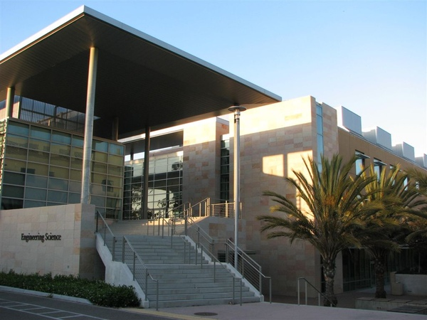 UCSB Engineer Building