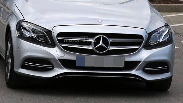 Mecedes Benz C-lass Facelift-2