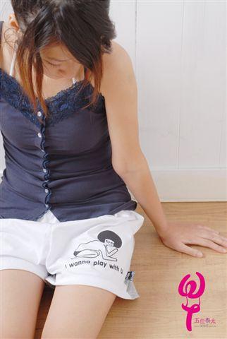 醜人個性塗鴨居家短褲(多款多色)