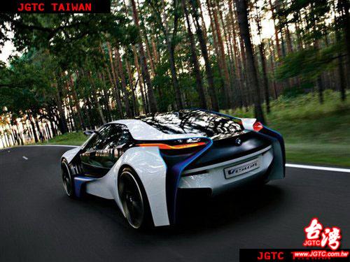 歐系名廠高效動力概念車