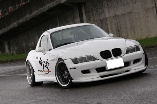 TAIWAN JGTC BMW Z3 M化套件-05.jpg