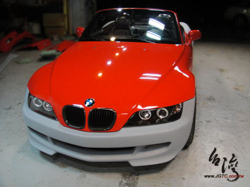 TAIWAN JGTC BMW Z3 M化套件-12.jpg