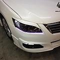 Camry 6.5代修羅+LS460-09