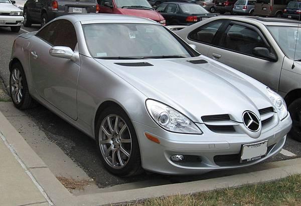 Mercedes-Benz-SLK-R171