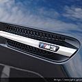 BMW E90 M3鯊魚腮.jpg